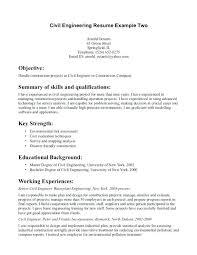civil engineer resume sle civil engineering resume entry level bunch ideas of sle