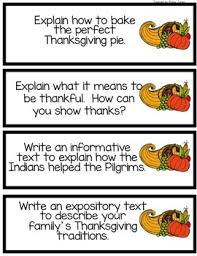 gobble gobble thanksgiving writing prompts for the common by