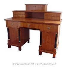 Pc Schreibtisch Sbt 205 Sta Schreibtisch Pc Tisch Biedermeier Empire Kirschbaum