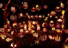 spooktacular jack o u0027 lantern festivals bed and breakfast blog