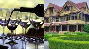 wine tasting at the winchester mystery house nbc bay area