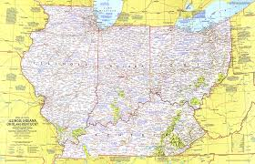 kentucky map up usa illinois indiana ohio kentucky