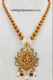 gold jewellery designs gold balls chain