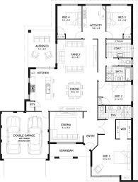 4 bedroom farmhouse plans modern farmhouse plans luxihome
