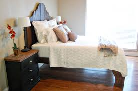 diy panel headboard 15 free diy bed plans for adults and children