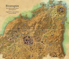The Rift Ce Treasure Map Stormhaven Skyshards Map Elder Scrolls Online Guides Lively The