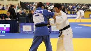Grace Talusan 39 is a two time national champion in judo with