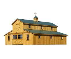 bayhorse gazebos u0026 barns monitor horse barn 36 u0027 by 48 u0027 custom