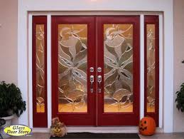 metal front doors with glass 12 best red doors on front entryways images on pinterest red