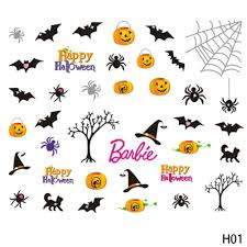 halloween stickers bulk online buy wholesale water transfer nail sticker from china water
