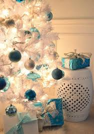 light blue tree part 31 blue light blue silver
