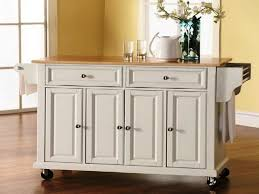 wheeled kitchen islands updated custom rolling kitchen islandhome design styling