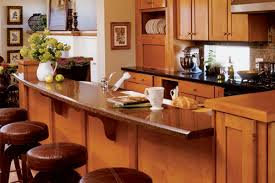 exciting curved kitchen island design ideas home furnishings