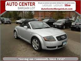wayzata audi silver audi tt in minnesota for sale used cars on buysellsearch