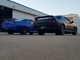 nissan r34 paul walker nissan skyline gt r s in the usa blog what kind of gas should i