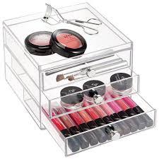 bathroom design magnificent wooden makeup organizer perfume