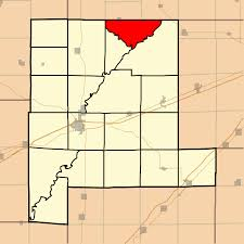Shelby County Zip Code Map by Bowling Green Township Fayette County Illinois Wikipedia