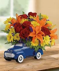 flowers for him his favorite ford f1 gifts for him veldk s flowers