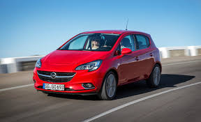 opel christmas first drive new opel corsa steers in right direction