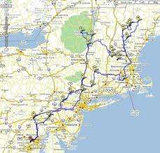 map usa route planner map a trip and interactive us driving map east coast road trip