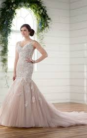 wedding dress australia essense of australia wedding dress style d2281 blush bridal