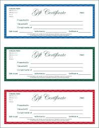 business gift cards free printable gift certificates for business blackbird designs