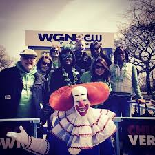 wgn and cltv celebrate chicago s st s day parade wgn tv