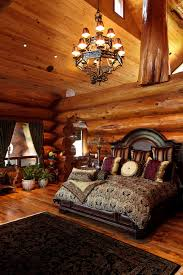 beautiful log home interiors 17 cozy log cabin bedrooms you wish you could in page 3 of 3