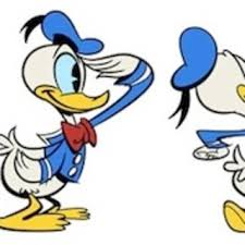 donald duck character comic vine