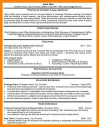 Law Office Assistant Resume 7 Legal Assistant Resume Samples Writing A Memo