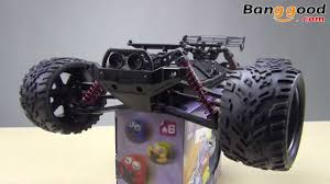 remote control bigfoot monster truck rc monster truck rtr 9116 1 12 2 4ghz 2wd brushed banggood com