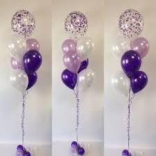 purple decorations 100 pcs purple and light purple balloon wedding birthday party