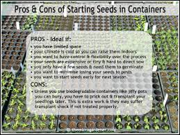 seed starting guide quick tips for starting seeds successfully