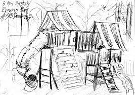 5 minute sketch 365 drawings