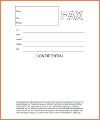 fax cover sheet word bio letter sample