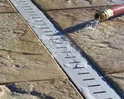 Drainage Patio Deck Or Patio Drainage For Your Inground Swimming Pool