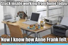 Desk Meme - working from home pete hoekstra is a meme