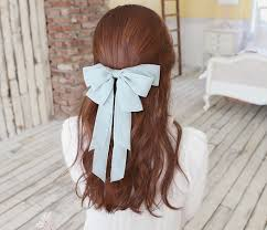 hair ribbon pretty hair ribbons and bow barrettes d bonbonbunny