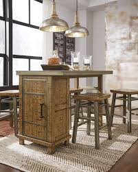 ashley kitchen furniture furniture counter height pub table for enjoy your meals and work