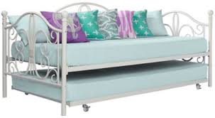 summer breeze youth daybed with bookcase white art van furniture