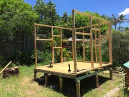 cubby house project u2013 06 frame assembly peter heydon personal