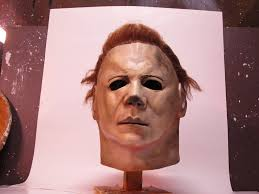 exclusive official h2 michael myers mask production photos