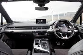 Audi Q7 Black Edition - land rover discovery vs audi q7 vs bmw x5 vs volvo xc90 comparison