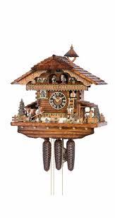 Kukuclock 100 Kuku Clock The Puppy Chalet 2912 8m Fashion Silent