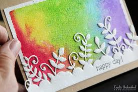 watercolor notecards diy watercolor note cards step by step crafts unleashed