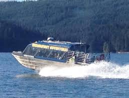 Travel to whale pass exchange cove lodge alaska adventure with