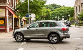 volkswagen touareg 2017 2017 volkswagen touareg in depth model review car and driver