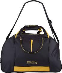 Georgia Traveling Bags images Green apple 20 inch 51 cm ga2014 travel duffel bag black price jpeg