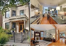 7 renovated row homes for sale photos abc news