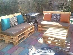 Making Wooden Patio Chairs by Best 25 Pallet Outdoor Furniture Ideas On Pinterest Diy Pallet